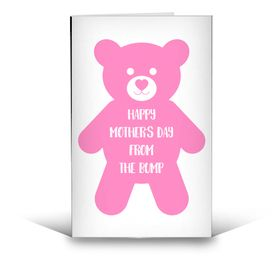 Print personalised cards for Mother's Day