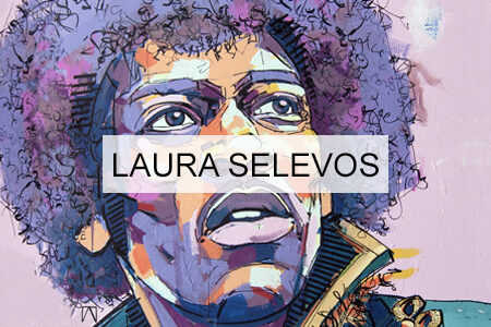 Designer Laura Selevos on Artwow