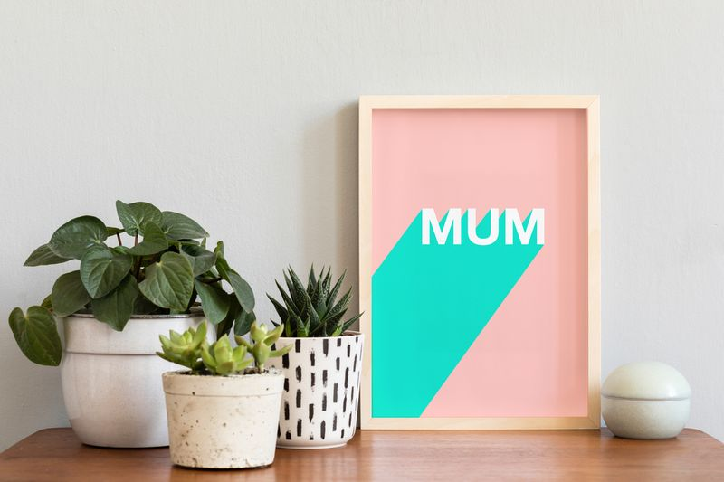 Artwow ideas for Mother's day gifts