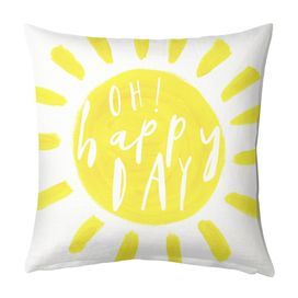 Great mothers day gifts on Art WOW: custom made cushions with inspirational texts and prints
