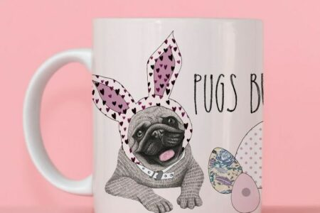Unique coffee mugs with prints