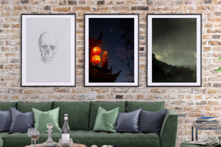 Halloween homeware