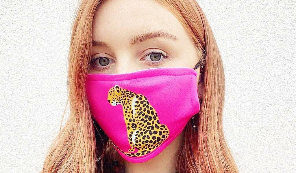 fashion mouth masks from UK