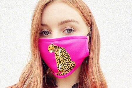 fashion mouth masks from UK
