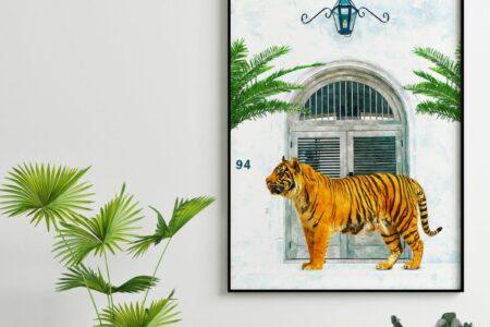 tropical-original-print-artwow
