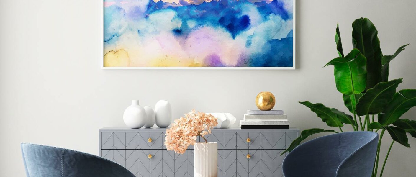 awesome modern art prints on Artwow.co