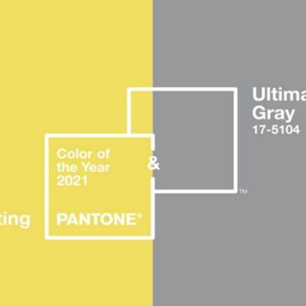 Pantone of year 2021
