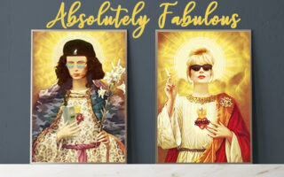 Ab fab - artworks on ART WOW