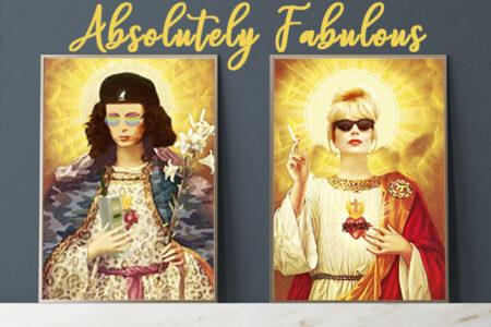 Ab fab - artworks on ART WOW