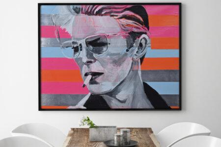 David Bowie art works on ARTWOW