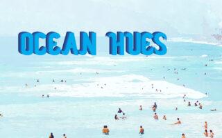 Ocean hues