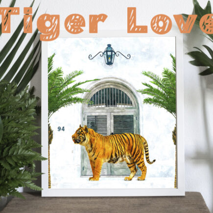 Gifts for Tiger lovers