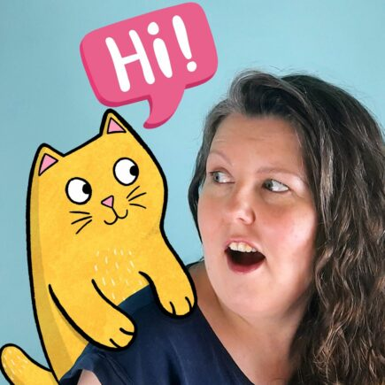 Drawn to Cats artist interview on Artwow
